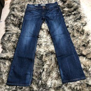 Vigoss studio dark wash jeans